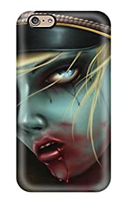 New Premium PCLffUK28977tgCKK Case Cover For Iphone 6/ Zombie Protective Case Cover