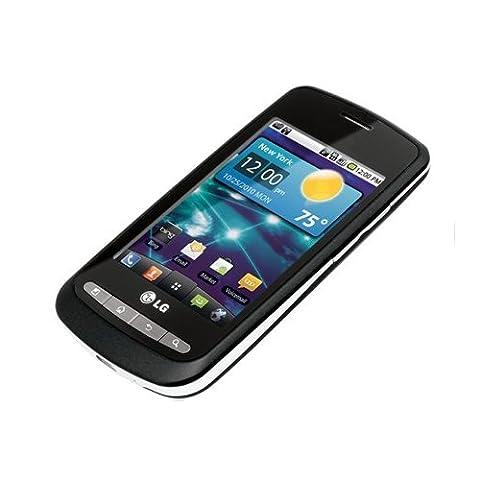 Verizon LG Vortex Replica Dummy/Toy Phone, Black (Verizon Vortex Phone Case)