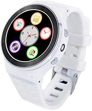 Cebbay Reloj Inteligente 1.33 Pulgadas Redondo HD IPS Pantalla para Actividades al Aire Libre, Deportivo, Militar, Sumergible, cronógrafo, Cuenta atrás