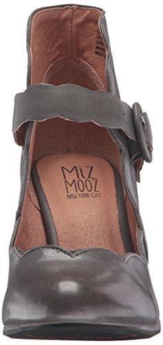 Miz Mooz Mujeres Carissa Dress Pump Gris / Gris