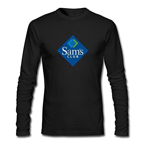 zhengxing-mens-sams-club-logo-long-sleeve-t-shirt-s-colorname