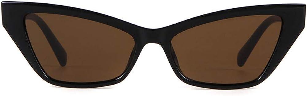 High quality Polycarbonate lens cat eye sunglasses women vintage