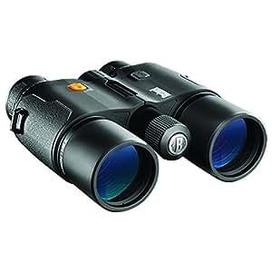 Bushnell Fusion 1 Mile ARC 8 x 32 mm - Prismático y telémetro láser de caza, color negro