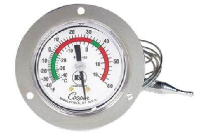 Cooper-Atkins 6142-20-3J Vapor Tension Thermometer -40°F-60°F Temperature Range