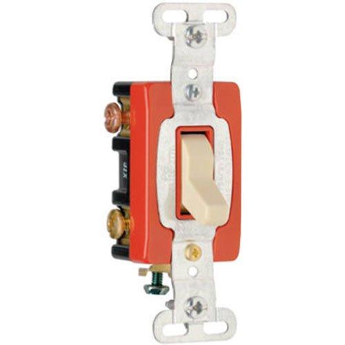 PASS & SEYMOUR CS320ICC 20A IVY 3Wy Tog Switch ()