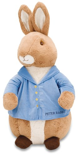 The World of Beatrix Potter: Jumbo Peter Rabbit