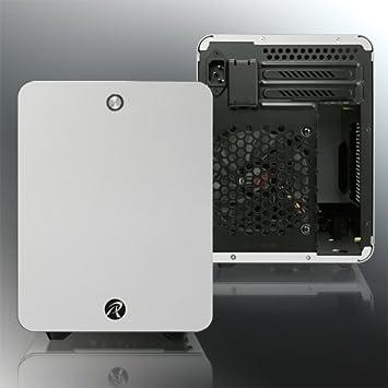RAIJINTEK METIS Plus White ITX Gaming Case – USB 3.0: Amazon.es ...