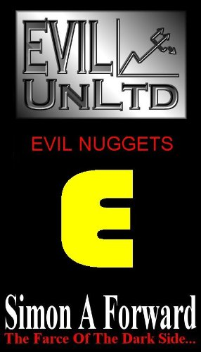 book cover of Evil Nuggets