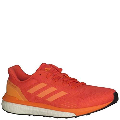 adidas Women's Response ST Running Shoes Real Coral/Hi Res Orange/Cloud White 7.5 B(M) US
