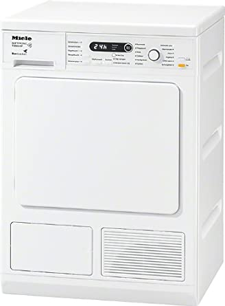 Miele T 8866 WP EcoComfort Independiente Carga frontal 8kg A+ ...