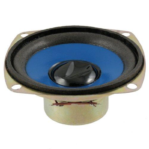 "uxcell Repair Part 3"" Mounting Dia 5W 4 Ohm Midrange Speaker"
