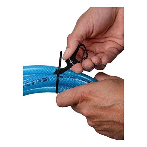 Nite Ize KMTCK-01-R3 2.68'' X 0.96'' X 0.3'' Black DoohicKey� ClipKey� Key Tool