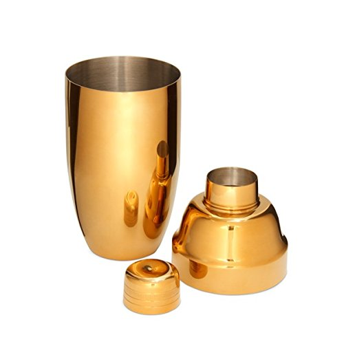 Usagi Cobbler Shaker - Gold-Plated / 800ml (28oz)