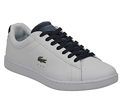 Lacoste Carnaby 41 1 Navy 734spw0006042 Spw Pointure Evo White 317 D2WeE9YHI