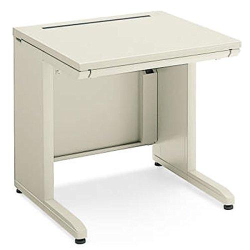 コクヨ MX+デスク カバータイプ スタンダードテーブル センター引き出し付き 幅700×奥行き800 B0086R7PX4