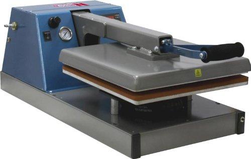 Hix Air Automatic Digital 15x15 Clamshell Heat Press