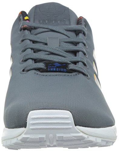 De Chaussures Zx Fitness Mixte Adulte Adidas Flux multicolor Grigio xwPgRqa