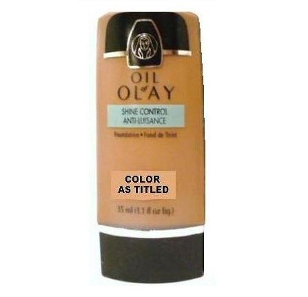 Oil of Olay Shine Control Foundation 35ml/1.1oz Light Beige #16