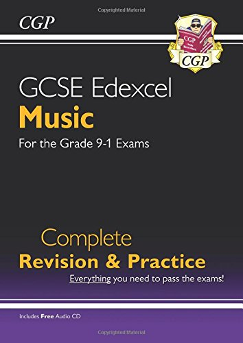 New GCSE Music Edexcel Complete Revision & Practice (with Audio CD) - For the Grade 9-1 Course