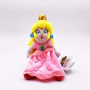 XuBa 3Styles 20cm Peach Daisy Rosalina Princess Super Mario Plush Toy Doll for Girls