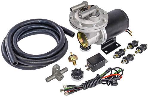 (JEGS 63016 Electric Vacuum Pump Kit)