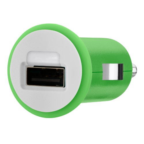 Belkin MIXIT Car Charger with USB Port - 1 AMP (Belkin 12vdc Power Adapter)
