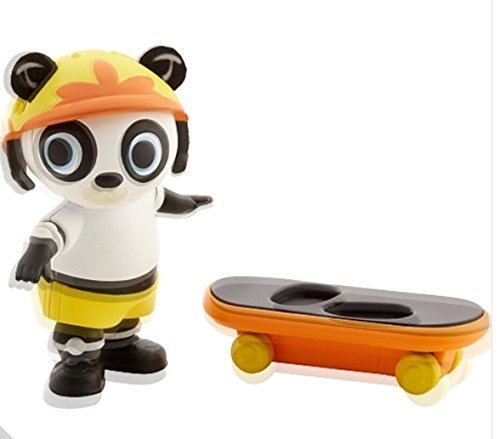 Bing Figure Pack - Skateboarding Pando