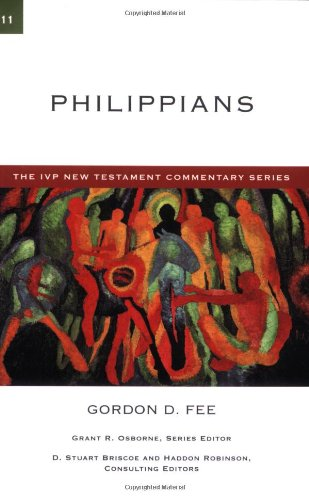 Philippians (The IVP New Testament Commentary Series)