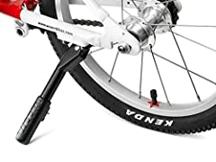 It's best to ride around on woom bikes the whole day and experience many adventures in town and in the countryside. After having fun riding, the new, innovative woom kickstand allows the bike to be placed in an optimal position so you can tak...