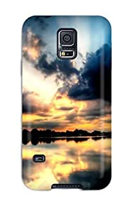 Galaxy Cover Case - P Protective Case Compatibel With Galaxy S5