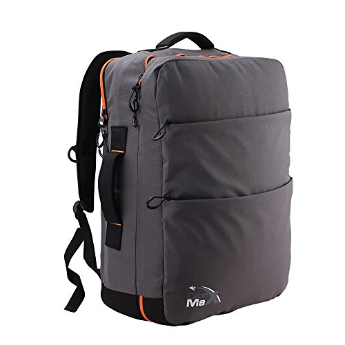 15d1ce2ee2 Cabin Max Edinburgh Carry On backpack with padded notebook laptop ipad  compartment