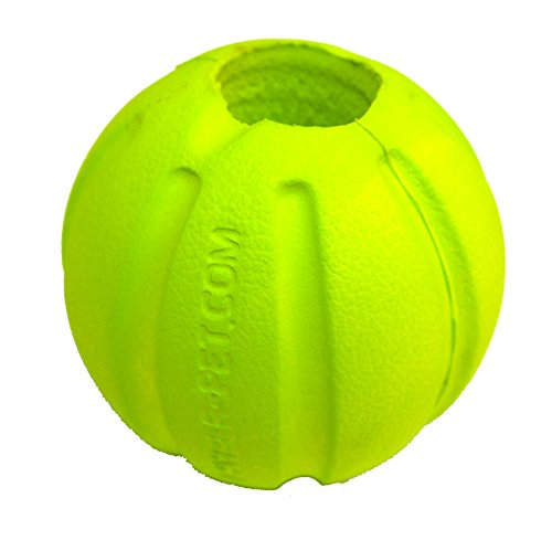 Hyper Pet Fling Pro Foam Ball, Green