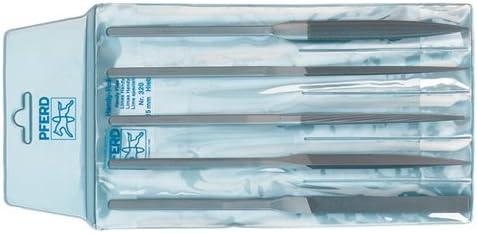 PFERD 346501 Handy Dateien Pr/äzisionsdateien Set Schweizer Schnitt 1 5 St/ück 215mm