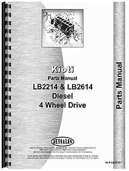 419uVSiXAUL._SX258_BO1204203200_ new kioti tractor parts manual (ki p lb2214 ) amazon com books