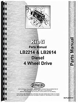 new kioti tractor parts manual ki p lb2214 amazon com books rh amazon com kioti ck25 parts manual kioti dk 55 parts manual