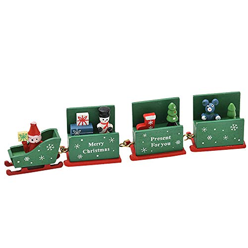 Christmas Small Train for Kids - Iuhan Mini