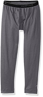 Duofold Big Boys' Mid Weight Varitherm Thermal Pant