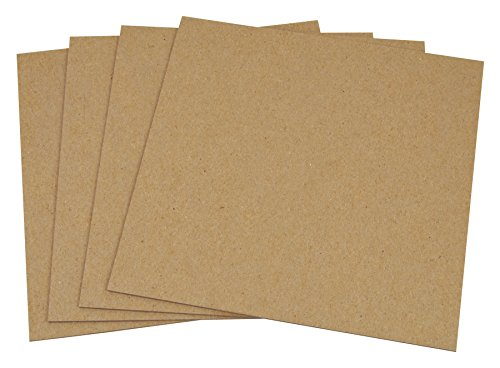 Alvin BM3240-4 Backing Mount Chipboard .040 inch (40) by Alvin