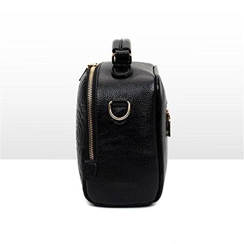 Sac À Des Main Simple Oblique Main Black Bandoulière À À Sac GWQGZ Sac Sac Noir À Nouveau Femmes La Mode gB60Bx5n
