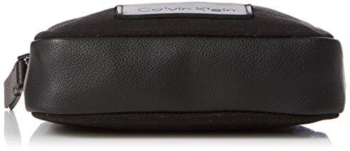 Klein Mini de Calvin y x Reporter Bound bolsos Modern Negro H B cm Hombre Shoppers hombro 4x18x18 Black T dt8Cq