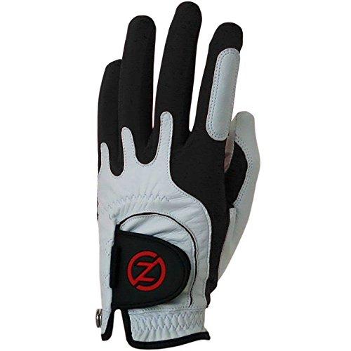 ZF圧縮フィット羊革ゴルフグローブmen039 ; S LHブラック   B00WXSNL7Q