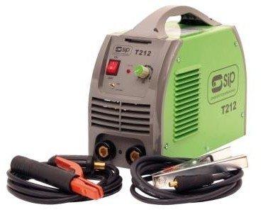 SIP 05154 T212 Inverter Arc Welder 200 Amp by SIP