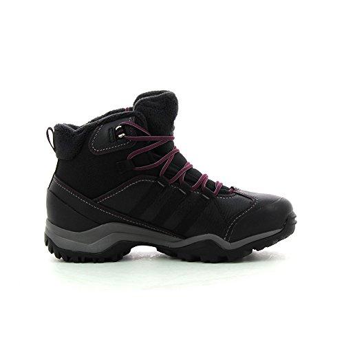 Adidas CH Winter Hiker II al aire libre de ropa para mujer Cblack/CP Cblack/ama - Rojo