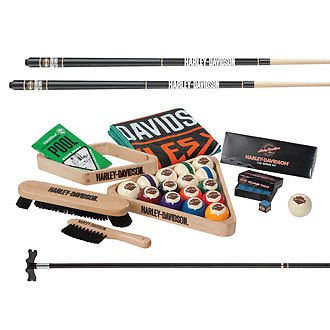 Harley-Davidson Billiard Starter Kit