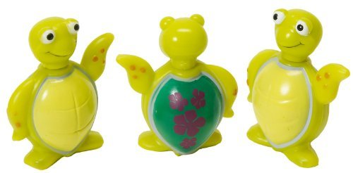 (Plastic Sea Turtle Bubble Bottles ( 1 dz) by Fun Express)