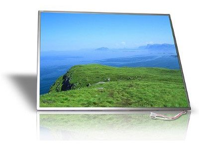 15.4 Inch WXGA Laptop LCD Screen - GLOSSY/BrightView/TruBrite
