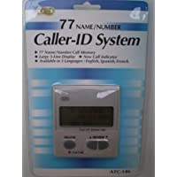 77 Name / Number Caller ID System