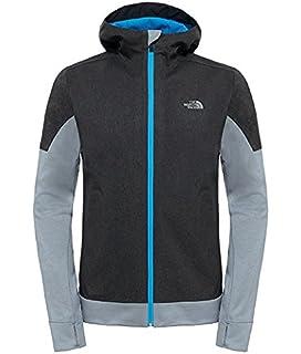 23cbc86c7 Amazon.com: The North Face Men's Kilowatt Varsity Jacket TNF Black ...