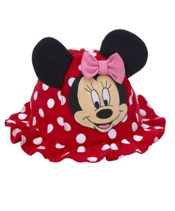 Disney Minnie Mouse - Minnie Mouse Infants Baby Sun Hat Size Upto 3 Months   Amazon.co.uk  Kitchen   Home b41dfb265a0