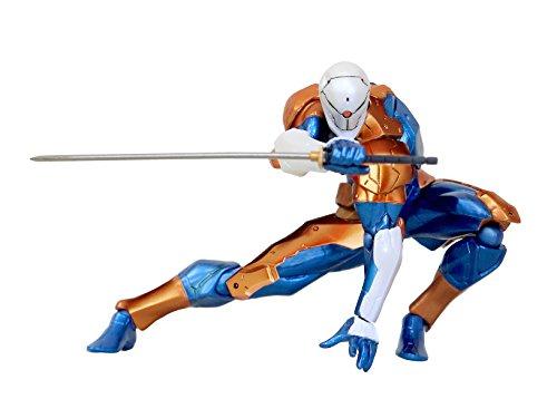 Kaiyodo Revoltech Yamaguchi Mini Action Figure #005: Metal Gear Solid: Cyborg Ninja